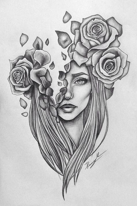Alice in Wonderland .- Alice no País das Maravilhas Lynn Harri… – Tattoo, Tattoo ideas, Tattoo shops, Tattoo actor, Tattoo art – Ostern Alice in Wonderland Lynn Harri -