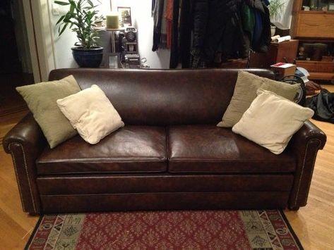 Atemberaubende Craigslist Leder Sofa Mit Bildern Sofa Sofa