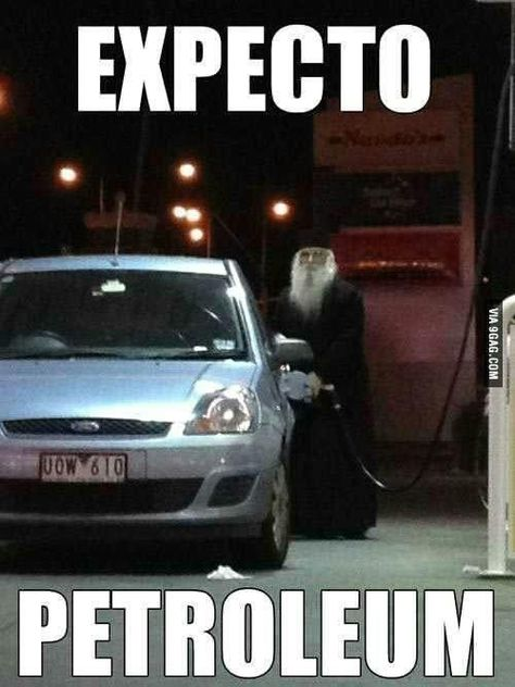 """Gas prices these days: 