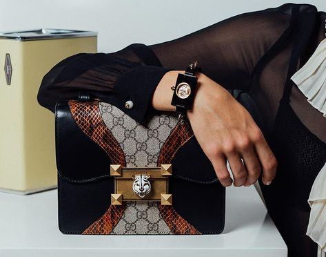 e5084cf676 Everything about this  gucci bag and watch is asking to be put on your  holiday list (I love this bag