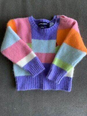 Werbung Ebay Ralph Lauren Madchen Lammwolle Angora Pullover Sweater 12 24 M Geldeizleme Com Mod In 2020 Angora Pullover Pullover Ralph Lauren