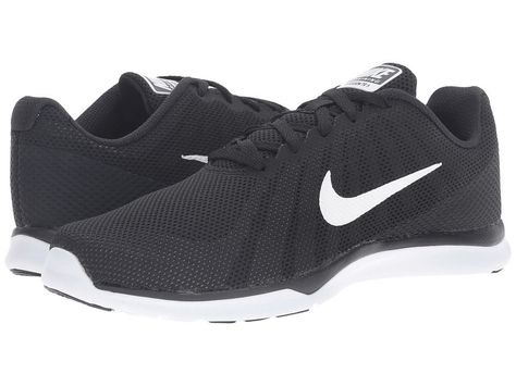 6884f6b0ebf0 Nike In-Season TR 6 Women s Cross Training Shoes Black White Stealth Cool  Grey