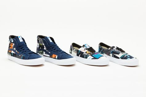 """DQM x Vans x Blue Note """"The Colors"""" Pack  62152504ef"""