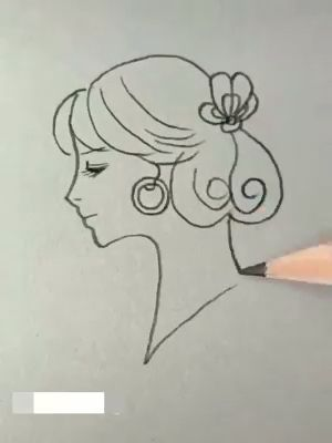 Amazing Drawing Techniques In 2020 Art Drawings Simple Art Drawings Sketches Simple Easy Drawings