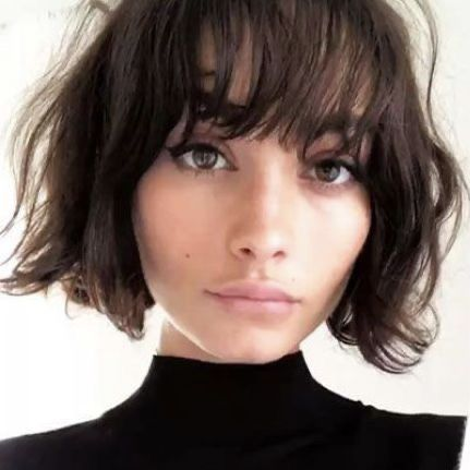 Pin By Rosalba Ruff On My World In 2020 Short Hair Styles Easy Hair Trends Short Hair Trends
