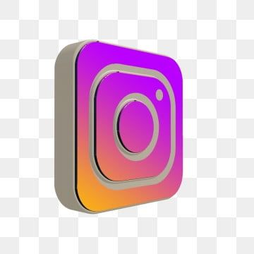 3d Instagram Icon 3d Instagram Icon Png Transparent Clipart Image And Psd File For Free Download Instagram Icons Instagram Logo Social Media Icons Free