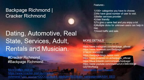 Backpage com richmond va-6926
