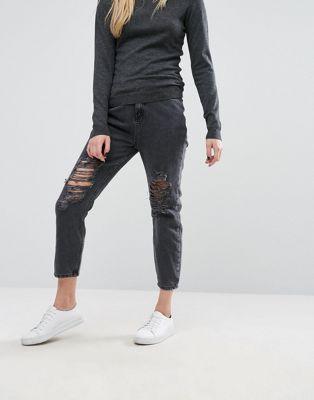 selezione migliore a1e3c 465b2 New Look - Mom jeans molto strappati | Fashion Wishlist ...