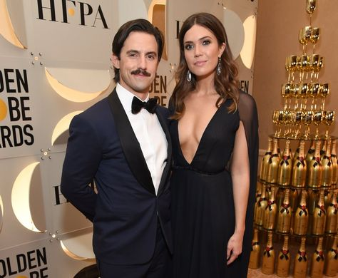 Mandy Moore and Milo Ventimiglia Open Up About That Nude Scene in This Is Us - Glamour