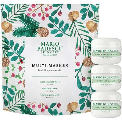 Mario Badescu Multi Masker Kit Multi Masking Mario Kit