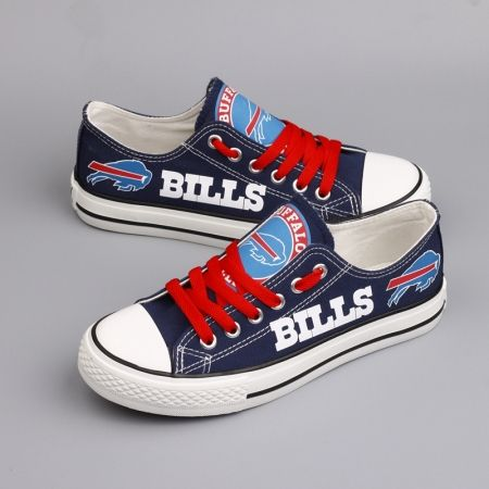 women's buffalo bills sneakers