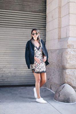 distancia Pef Realmente  Vestidos con tenis adidas | Sporty summer outfits, Outfits, Summer outfits