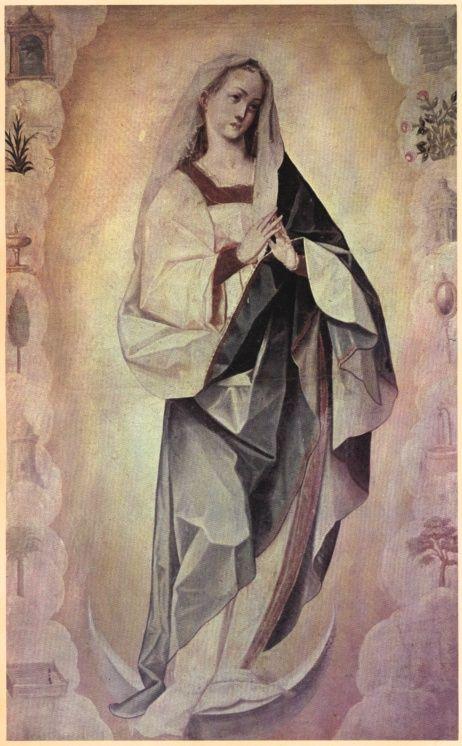 Bernardo Bitti Inmaculada Iglesia De La Merced Cuzco Com