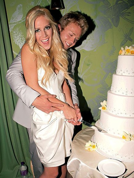 Heidi Montag Spencer Pratt Famous Wedding Cakes Pinterest And