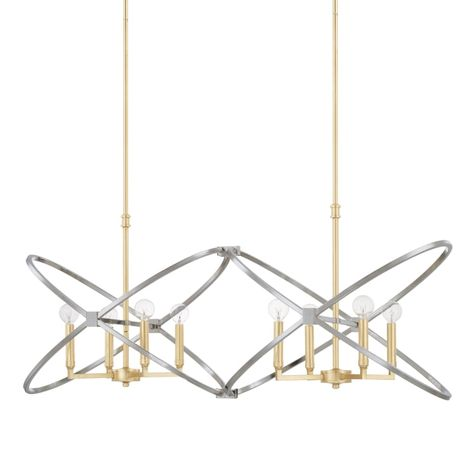Capital Lighting 820881 Fire Ice Island Pendants Lighting