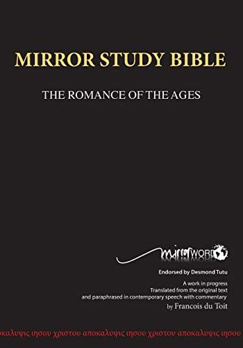 Download Pdf Mirror Bible 784 Page Eighth Edition 7 X 10 Inch Wide Margin The Black Cover Replace Both Older Red Eight Book To Read Living Paraphrased Audio