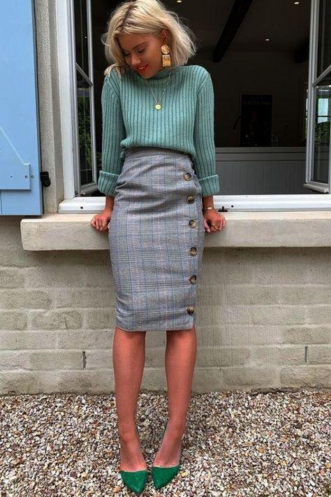 57 idées de tenues de travail non ennuyeuses pour les femmes de carrière - Fashion Enzyme #carrière #ennuyeuses #Enzyme #fashion #femmes #idées #les