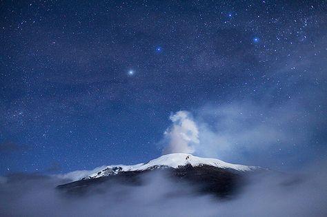 Colombia - Nevado del Ruiz