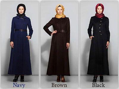 ملابس شتاء 2021 تركية للمحجبات ٢٠٢١ الصفحة العربية Dresses Fashion Winter Fashion