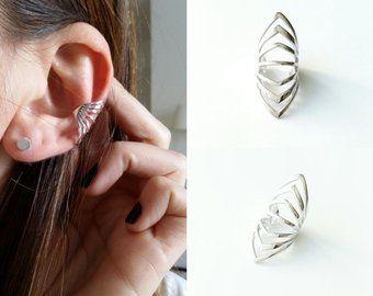 boucle d'oreille sans percing