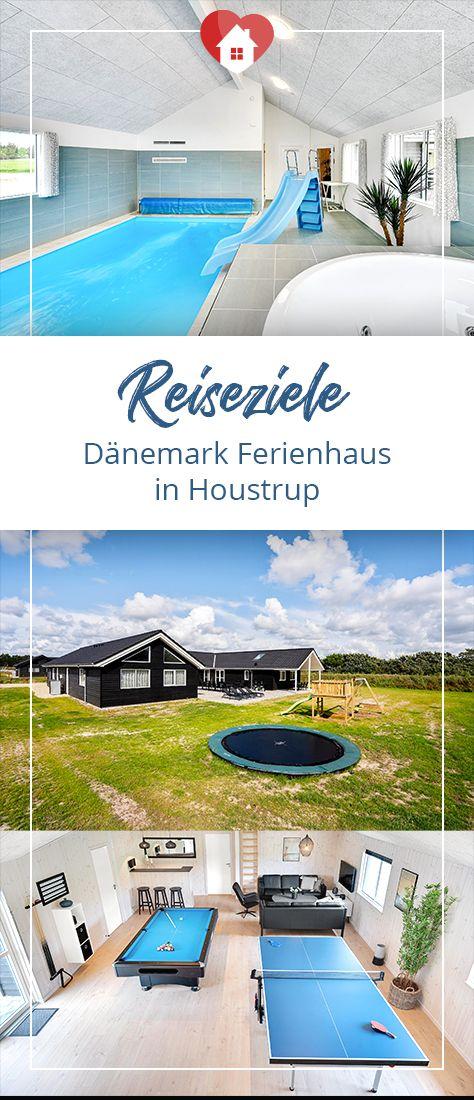 Dein Ferienhaus Danemark De In 2020 Ferienhaus Haus Und Ferienhaus Mit Pool
