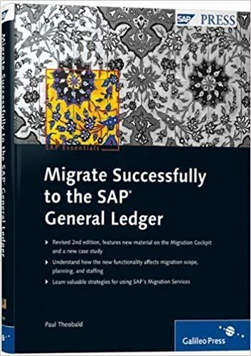 Migrate Successfully to the SAP General Ledger   PDF