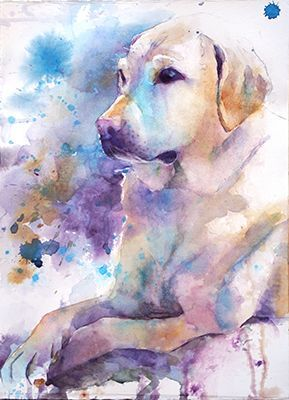Pin By Kathy Stokes On Art Dog Paintings Animal Paintings