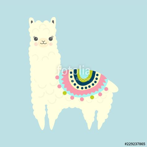 Cartoon Pictures Of Llamas Free Google Search Lhamas