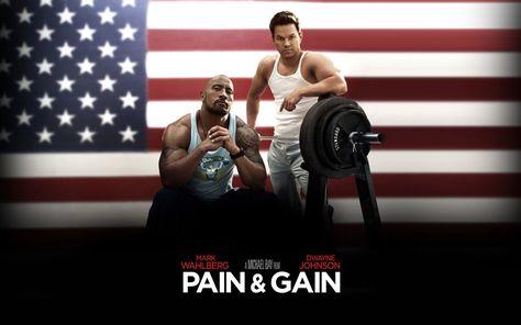 HD wallpaper: Pain & Gain Movie