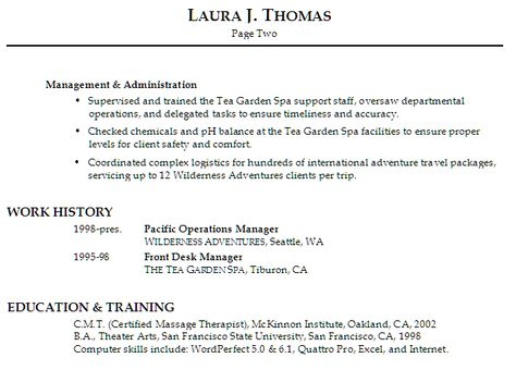 Cosmetology Resume Objective Statement Example -    www - logistics resume objective