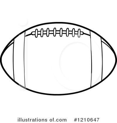 Football Outline Template Free Printable Free Download Templates Printable Free Free Printables Template Free