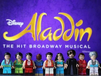 Aladdin Broadway Bricks Aladdin Broadway Musical Theatre Broadway Broadway Theatre