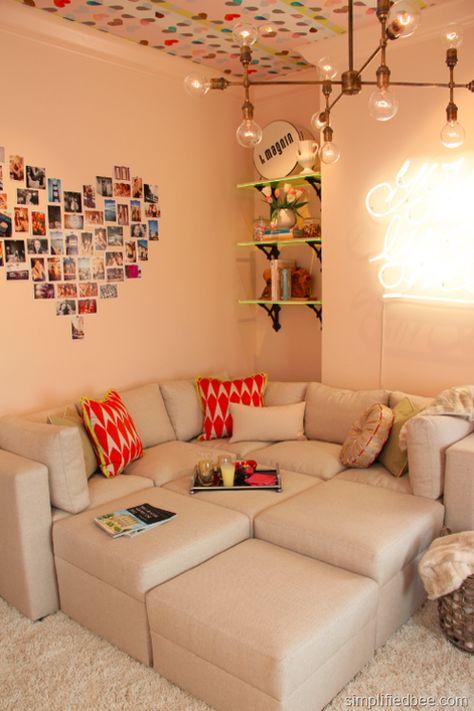 Teen Hangout Room–San Francisco Showcase - Simplified Bee