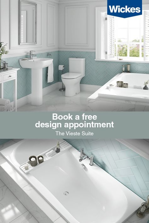 Book Your Free Design Appointment At Wickes Today We Re Here To Help Create Bathroom Design Small Modern Simple Bathroom Renovation Gorgeous Bathroom Designs