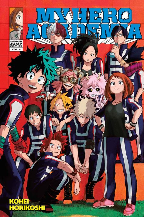 Boku No Hero Academia Chapter 27 | Read Boku no Hero Academia Manga Online
