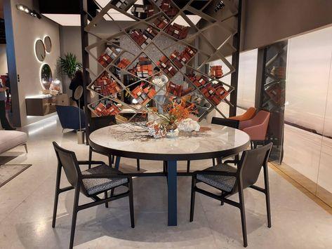 Un Salon Tres Design Interiordesign Maison Chair