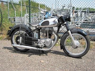 Moto Horex 350 Regina Voitures Motos Motos Et Carte Grise