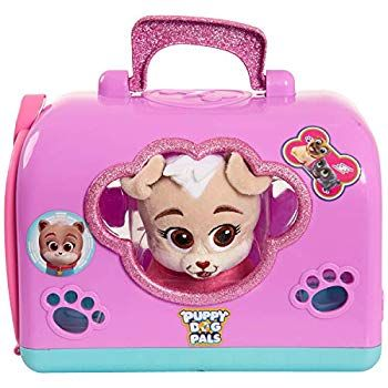 Puppy Dog Pals Groom And Go Carrier Keia See This Great Product This Is An Affiliate Link In 2020 Pet Carriers Dogs And Puppies Puppy Friends