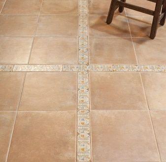 Terra Cotta Tiles 14x14 Matte Finish Cotto Field Tile Cerdena