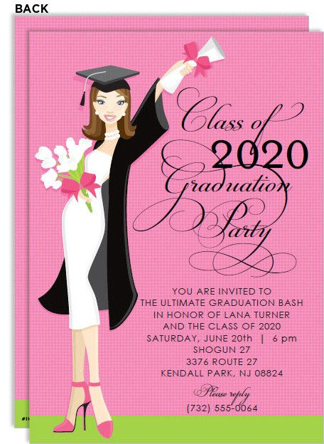 Graduation Ceremony Invitation Card In 2021 Graduation Invitations Template Graduation Party Invitations Graduation Invitation Cards