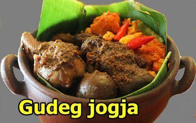 Resep Gudeg Jogja Gudeg Jogja Adalah Sebuah Masakan Tradisional Yang Sangat Enak Dengan Nangka Dan Juga Resep Makanan Beku Makanan Dan Minuman Resep Masakan