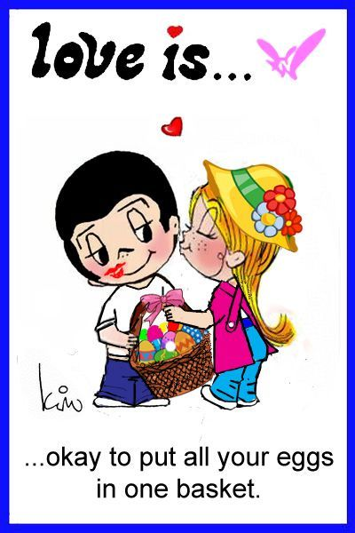 Love Is Happy Easter Love Is Comics By Kim Casali Love Is Cartoon Love Is Comic Comics Love