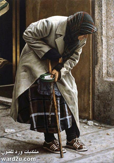 الفنان الايطالي Gioacchino Passini Art Painting Italian Artist