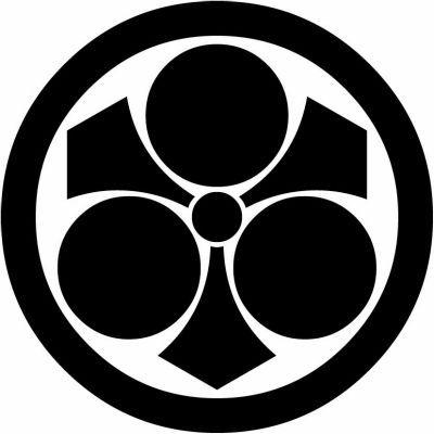 家紋 丸に剣三つ星 Maru Ni Kenmitsuboshi 家紋 家紋 一覧 図鑑