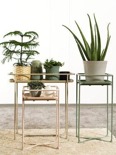 Kryddpeppar Plant Stand Indoor Outdoor Beige 25
