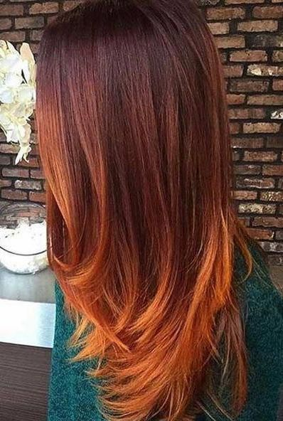 Make Hair Straight Naturally Different Hairstyles For Long Straight Hair Easy Way To Get Fall Hair Color For Brunettes Hair Color Shades Copper Hair Color