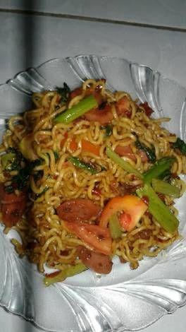 Resep Mie Telor Goreng Pedas Masakan Rumah Sederhana Oleh Dian Septianii Resep Masakan Resep Mie