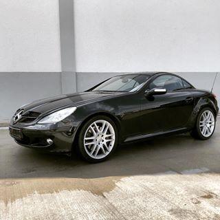 Mercedes Benz Slk 280 Sport03 2007 220 000 Km 170 Kwcall Or Text
