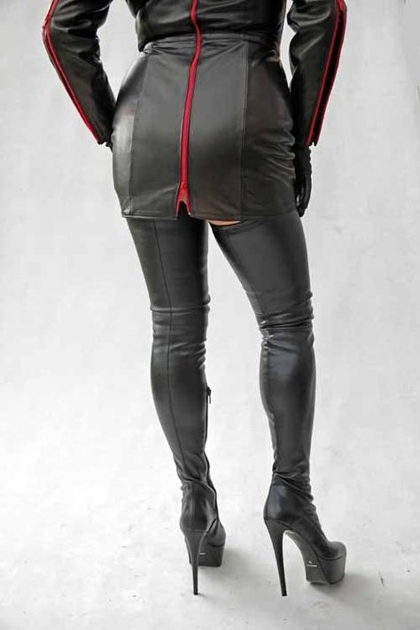 Extralanger Overknee Plateau Stiefel - #extralanger #overknee #plateau #stiefel - #extralanger #overknee #plateau #stiefel