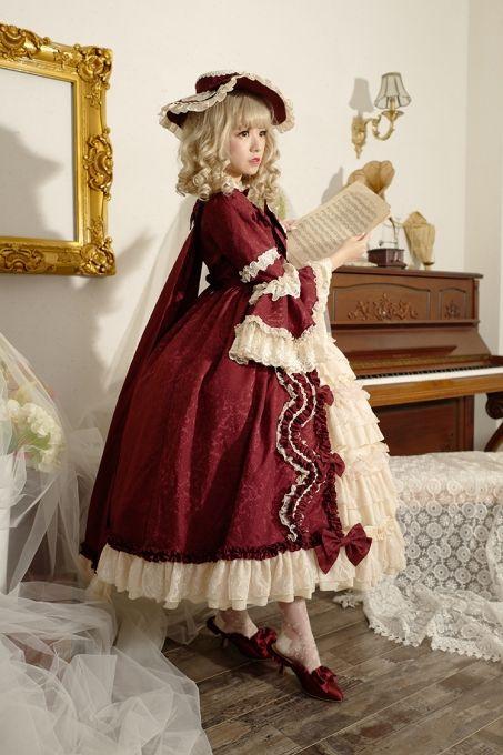 a11c975246276 Henrietta Lolita*Romantic salon*Available custom size Classical ...